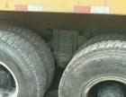 出售14年德龙后八轮自卸货车