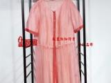 武汉颜可可国内一二线品牌女装货源正品折扣批发走份尾货