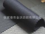【厂家供应】精纺西服面料 哔叽斜纹布 现货可零售