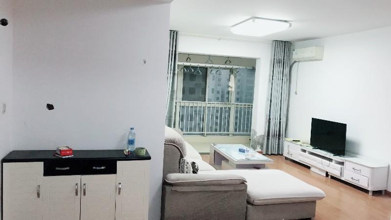 索凌路 豫军长基花园 3室 2厅 126平米 整租