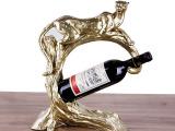 【金钱豹款】树脂酒架 葡萄酒架 树脂摆件工艺品 送礼必备S13批