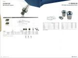 无键槽台湾普慧刀柄BT30N-ER25-075