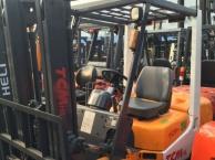 二手叉车网2T 3吨5T合力杭州TCM叉车转让二手叉车网8T