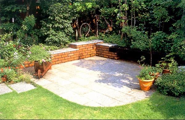 专业承接别墅室外庭院改造 小院装修 小区内园林绿化