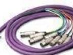 深圳凯萨电子供应Switch craft电缆组件DB25M10XLRF