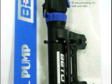 台湾BETO CMPB-02B 自行车打气筒 便携式打气筒 气泵
