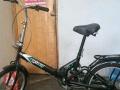 折叠迷你自行车