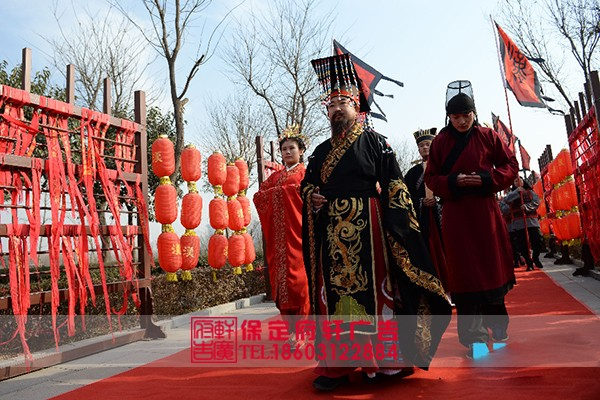 保定汉文化 专业主持 摄影摄像 商业演出 民俗文化
