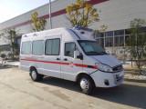西安病人转院救护车经验丰富急救团队