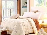 厂家直销 100%澳洲羊毛被秋冬被子被芯冬被被子春秋加厚保暖