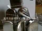 厂价售304 沙光不锈钢夹玻璃夹固定方夹
