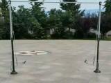 湖南学校400米障碍器材报价学校专业训练400米障碍跑道