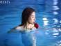 汕头斑马视觉高端婚纱摄影 水下摄影