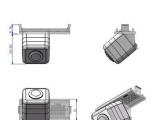 厂家批发12款雪铁龙c2 12 13款世嘉两厢 三厢专用倒车摄像