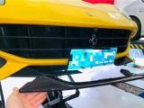 法拉利F12 原车款碳纤维前唇 前铲 前扰流