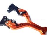 摩托车改装件台湾雅马刹车拉杆CNC可调刹
