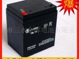 铅蓄电池 铅酸免维护蓄电池 储能专用电池 12v4ah