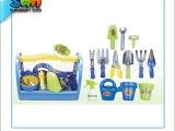 篮装14件套沙滩玩具 玩沙工具 花园工具 沙滩玩具 户外玩具