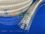 防静电PU软管防静电橡胶软管防静电硅胶软管透明耐磨防静电软管