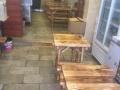 (个人)房山长阳餐饮街饭店转让手续齐全可以外摆排档S