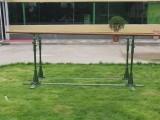 部队标准双杠尺寸军用单双杠安装图片