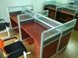 四人位办公桌 组合员工桌出售