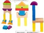 木制玩具 建筑师积木 益智木制儿童玩具 DIY玩具批发 礼品