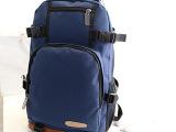 2014旅行背包超大容量男双肩包女韩版潮帆布学院风电脑包袋