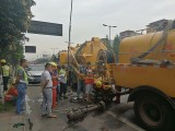 涪陵污水管道检测封堵市政管道清淤清洗