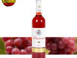 进口红酒 西班牙经典钻石半甜桃红葡萄酒批发 6瓶/箱