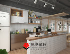 合肥日式料理店装修 寿司店装修设计 混搭风甚是流行
