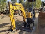 铜梁二手小型挖机转让 二手玉柴挖机