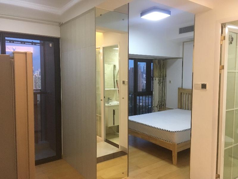 前海 前海时代 1室 1厅 50平米 整租前海时代前海时代