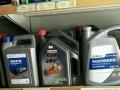 汽车保养更换机油滤清器 自带机油换油