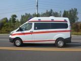 大庆救护车运送病人出院-紧急护送
