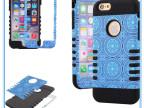 彩绘苹果手机外壳 卡通手机壳 apple6手机保护套批发 防摔手机壳