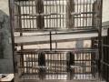 出售各种型号不锈钢狗笼