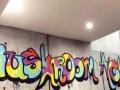 墙绘设计及室内装修设计