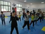 济南散打防身术搏击专业散打培训