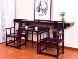 实木圈椅太师椅皇宫椅官帽椅实木茶桌椅客厅家具