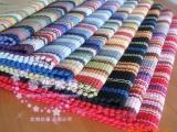 宜家地垫/门垫/地毯/全棉手工编织地毯45*70
