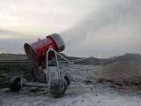 移動便捷高效制造雪機 中小型人工造雪機廠家