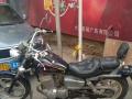 大地鹰王250太子摩托车