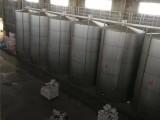 轉讓二手儲存罐 二手304不銹鋼儲罐 密封式儲存罐