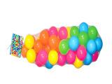 儿童帐篷玩具球 海洋球  七彩乐园球