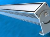 供应新款LED洗墙灯 55X65洗墙灯  36W洗墙灯外壳