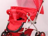 童车厂家直销手推双向四轮宝宝婴儿推车轻便超轻可坐可平躺