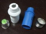 大量批发LED球泡E27长筒塑料灯头|电