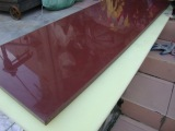冲床胶板 国产合资 光面 白色红色打冲垫板 裁床板 PP板 下料