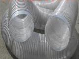 供应无味 食品级输水钢丝软管 PVC塑料钢丝管 PU耐酸管